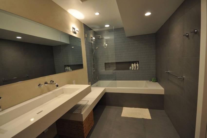 卫生间墙砖装修